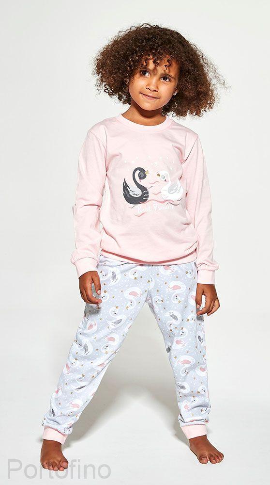 387-143 Пижама для девочек Cornette