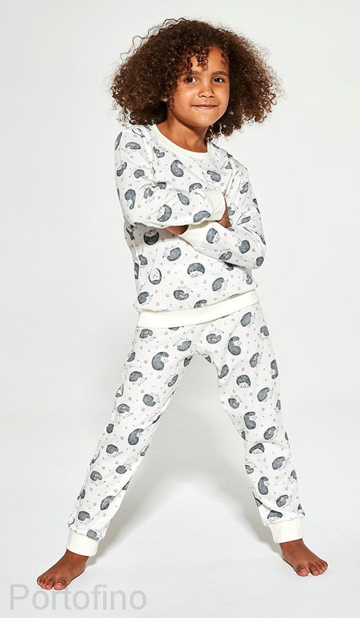 033-141 Пижама для девочек Cornette