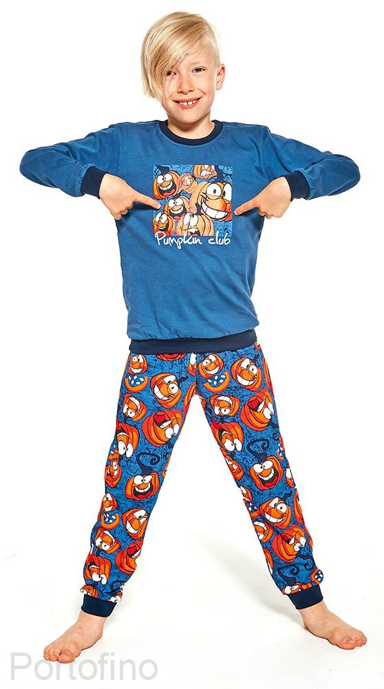 976-123 Пижама для мальчика Cornette