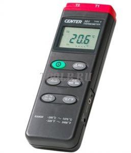 CENTER 301 Измеритель температуры