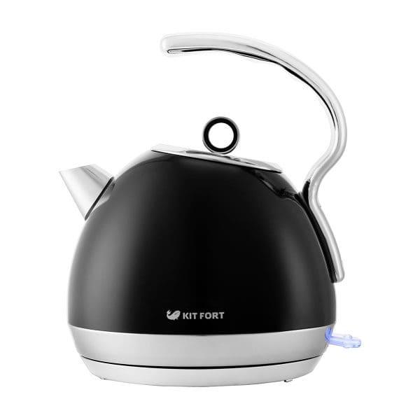 Чайник KitFort KT-665-1 черный