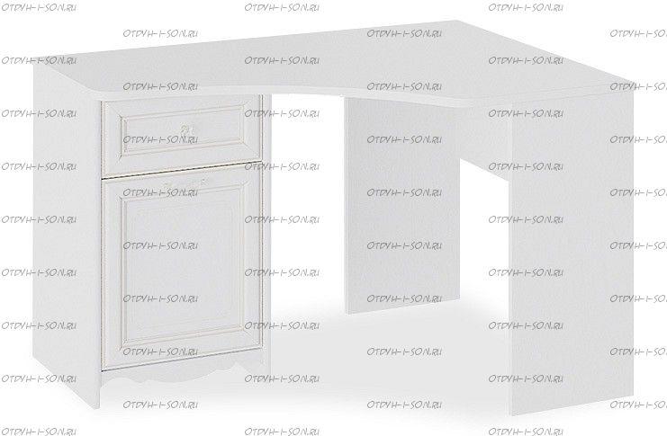 Стол письменный угловой Франческа ТД 312.15.03 Дуб Седан