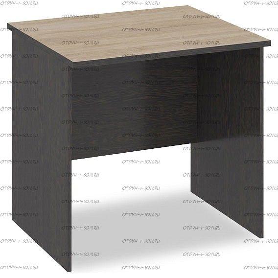 Стол письменный Успех-2 ПМ-184.01 Венге Цаво, Дуб Сонома