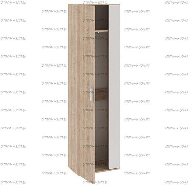 Шкаф для одежды Эрика Дуб сонома/ Белый