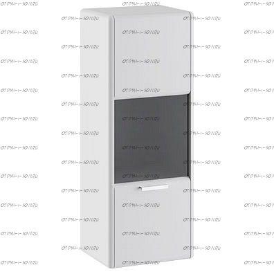 Шкаф настенный Наоми ТД-208.07.27 Белый глянец