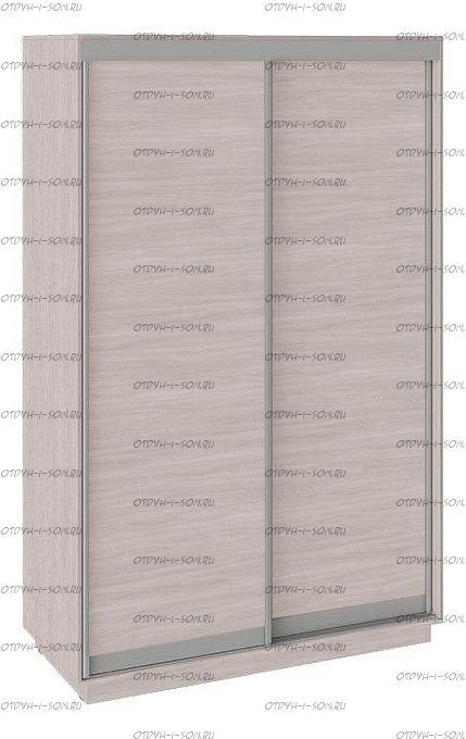 Шкаф-купе 2-х дверный Румер СШК 1.140.70-11.11 Ясень шимо, Ясень шимо/Ясень шимо