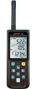 CENTER 522 Измеритель температуры и влажности