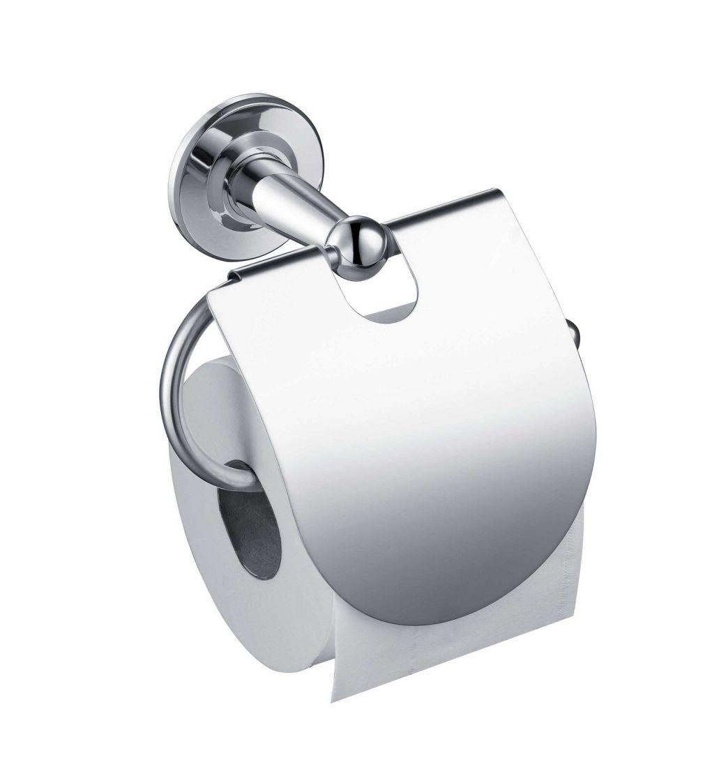 Бумагодержатель с крышкой Timo Nelson (150042/00)