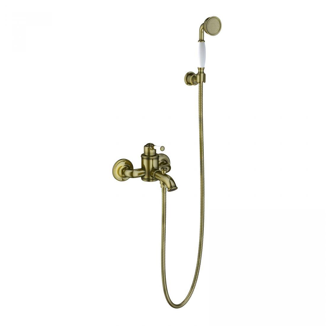 Смеситель для ванны с душем Timo Arisa (5314/02Y antique)