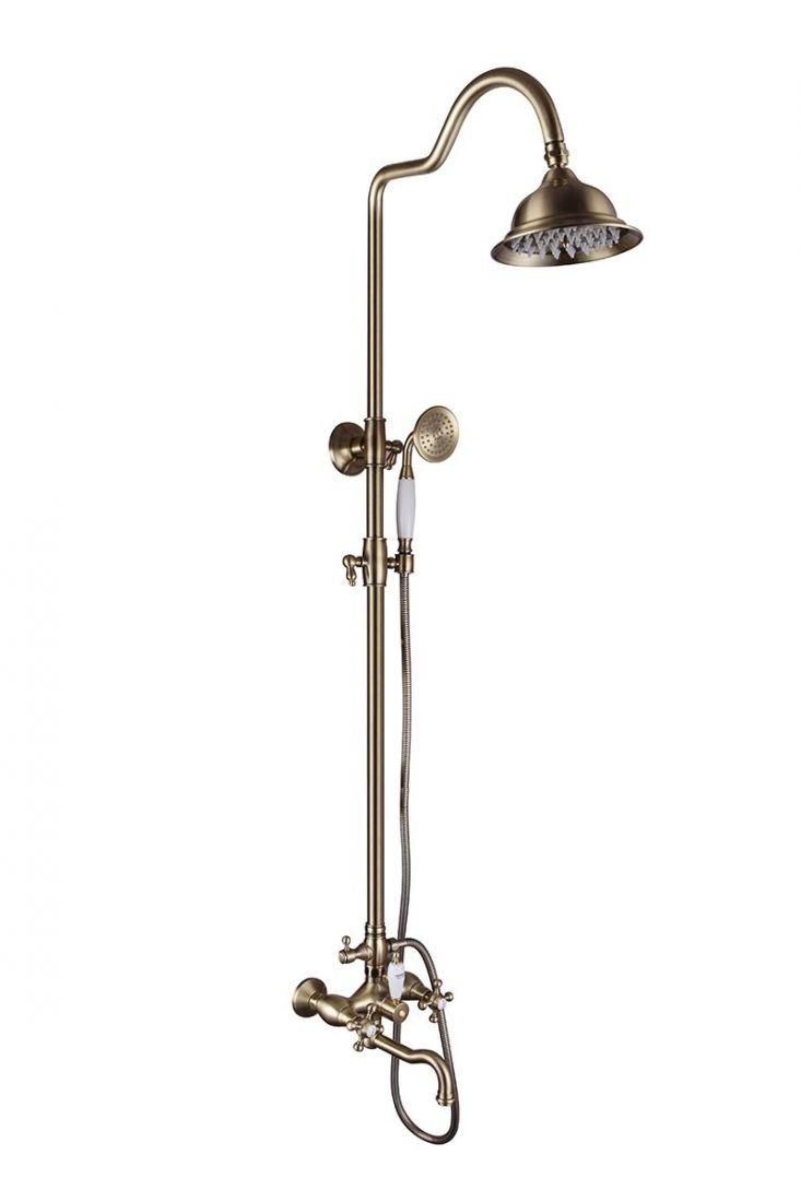 Душевая система Timo Nelson 3-х режимная (SX-1291/02 antique)