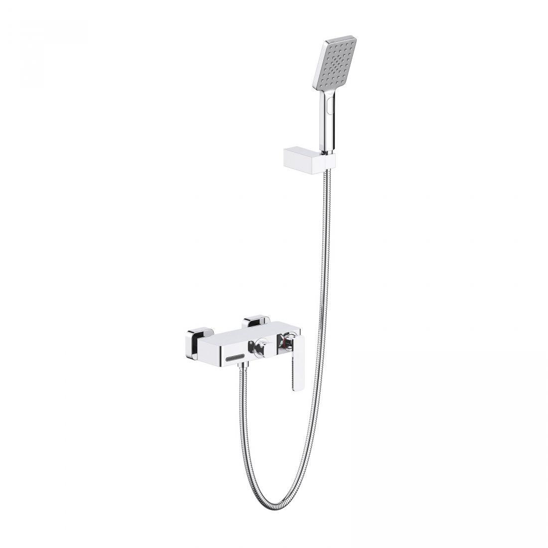 Смеситель для ванны с душем Timo Torne хром (4314/00Y)