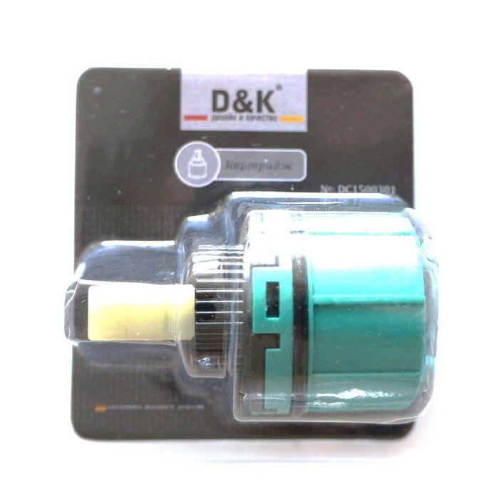 Картридж 38,5 мм (квадратный шток) D&K (DC1500301)