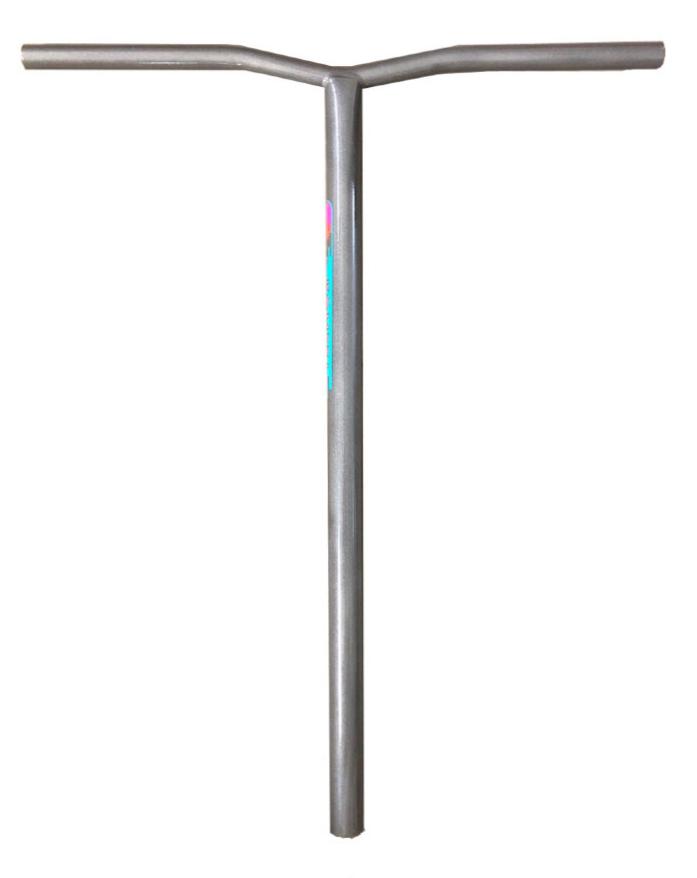 Руль для самоката Комета Wave Агата 31,8 мм (серый)