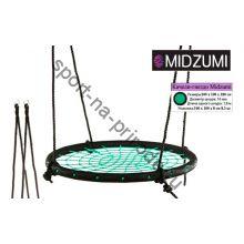Качели-гнездо Midzumi 100 см Зеленый