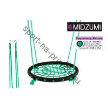 Качели-гнездо Midzumi 60 см Зеленый