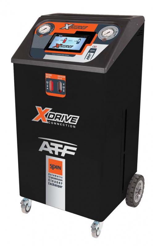 ATF X-DRIVE 4500 установка замены жидкости в АКПП всех типов, автоматическое управление