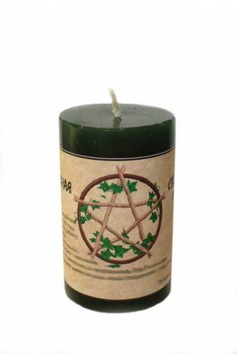 Денежная свеча-программа
