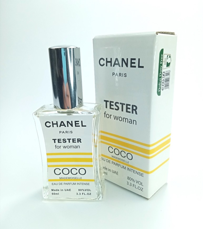 Chanel Coco Mademoiselle Intense (for woman) - TESTER 60 мл