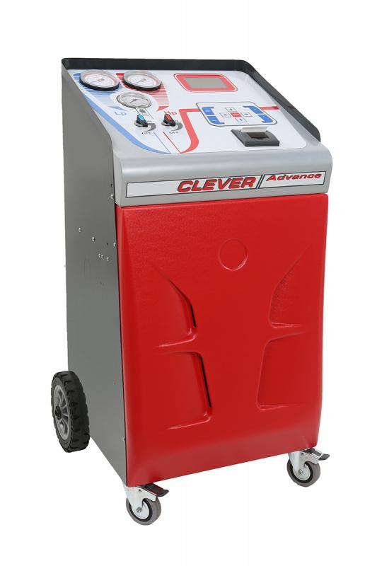 CLEVER ADVANCE PLUS PRINTER - установка для заправки кондиционеров, автомат, принтер