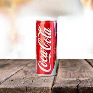 Кока-кола 0,33л