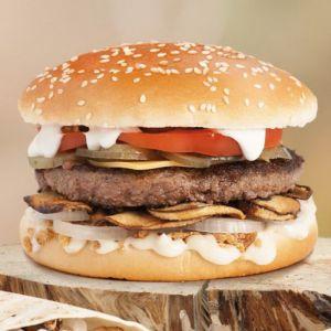 Лесной бургер 130г