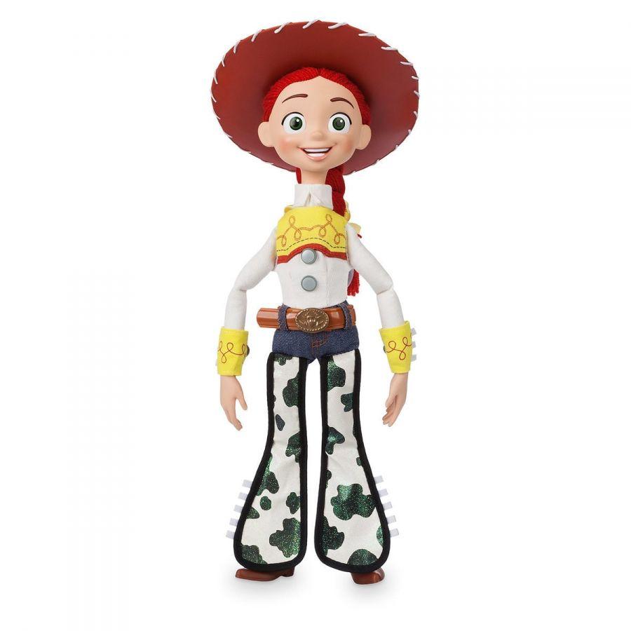 Кукла ковбойша Джесси Jessie говорящая 40 см интерактивная История игрушек