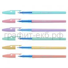 Ручка шариковая Stabilo 808/41 синяя
