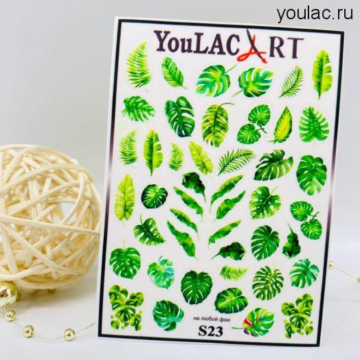 Стикер YouLAC #S23