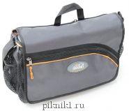 "Сумка ""СЛЕДОПЫТ"" Street Fishing Bag, 30х38х16 см, серая  PF-SFB-G / PF-BBK-04"