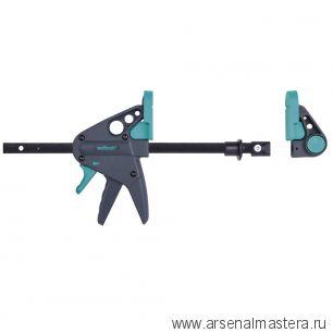 Струбцина PRO 65-150-W для заготовок Wolfcraft 3036000