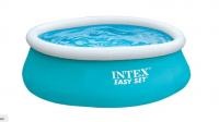 Надувной бассейн Intex круглый Easy Set 183 х 183 х 51 см