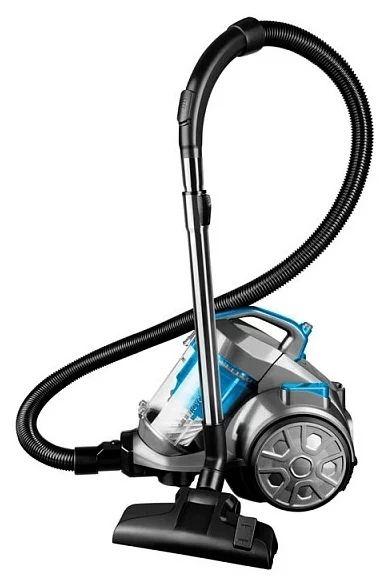 Пылесос REDMOND RV-C337 Серо-голубой
