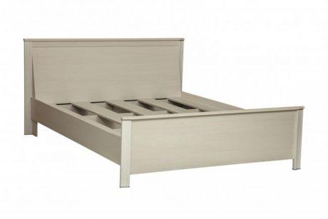 Кровать двуспальная 06.240 Стелла с настилом (1600)