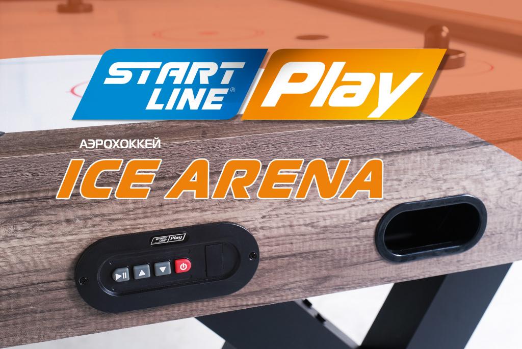 Аэрохоккей ICE ARENA 6 SLP-6030-1