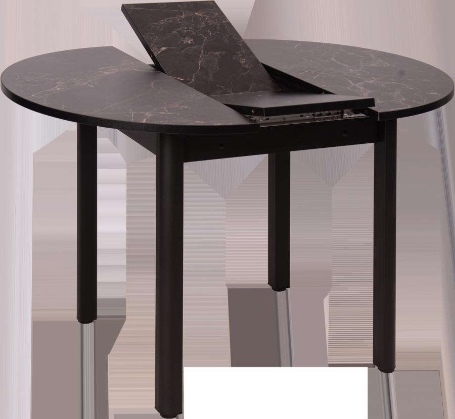 Стол Кухонный №16, круглый раздвижной