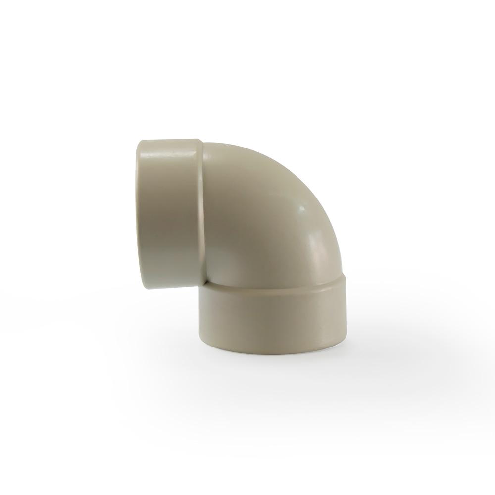 Коннектор PVC GH (3/4 внут х 1/2 внут) угловой для трубки EC043412