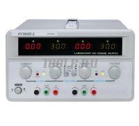 HY3005D-2 Линейный источник питания 2 канала 30 вольт 5 ампер фото