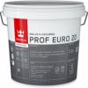 Краска для Стен и Потолков Tikkurila Prof Euro 20 2.7л Экстра Моющаяся для Влажных Помещений / Тиккурила Проф Евро 20