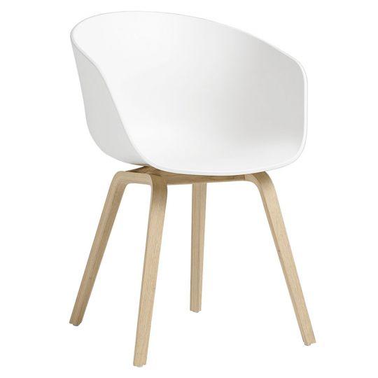 Кресло Hee Welling белое