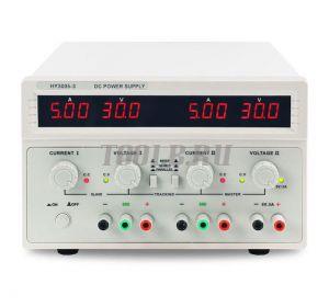 HY3005-3 Линейный источник питания 3 канала 30 вольт 5 ампер