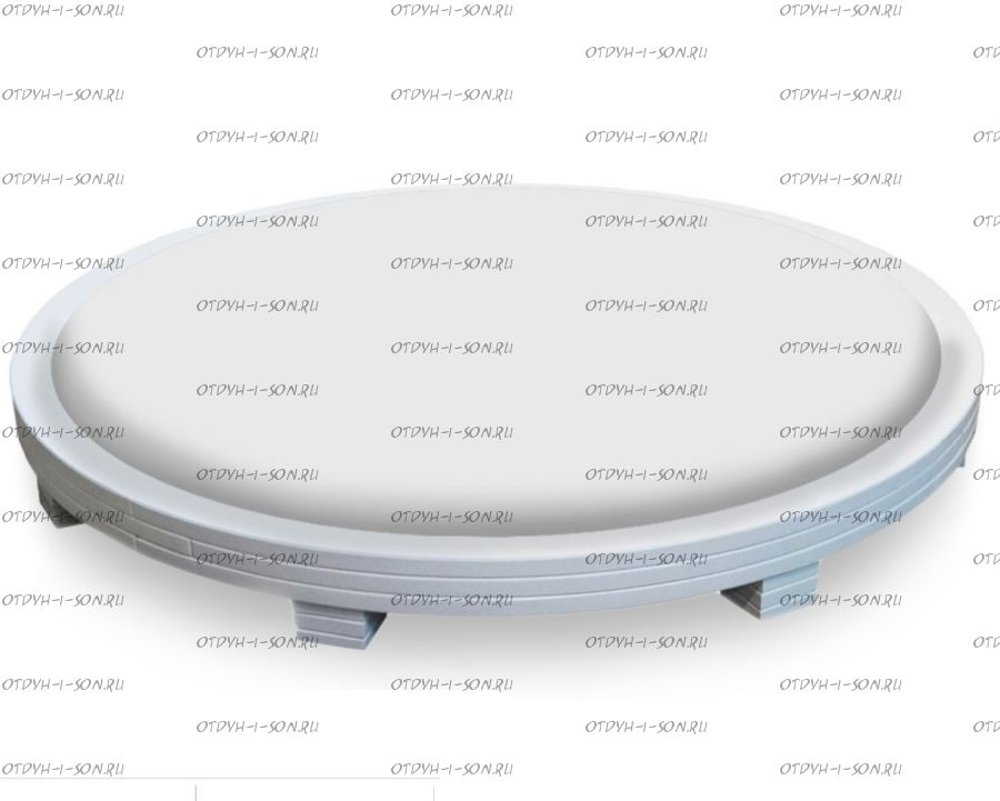 Кровать круглая Арена-2 (ВМК Шале)