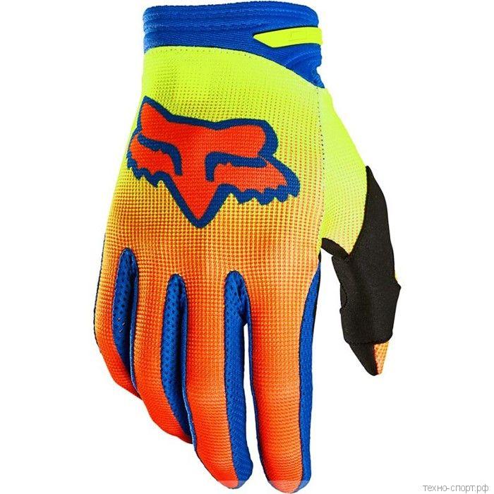 Мотоперчатки Fox 180 Oktiv Glove Flow Yellow