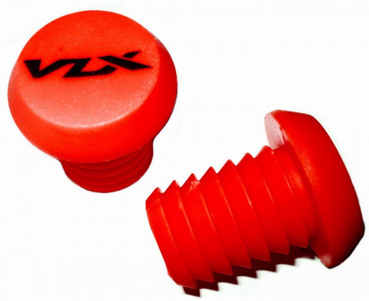 Баренды для руля самоката кратоновые VLX VLX-P1 красные