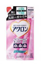 """Lion """"Acron"""" Жидкое средство для стирки деликатных тканей Цветочный букет,  400 мл (запасной блок)"""