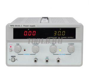 MPS-3010L-1 Линейный источник питания 30 вольт 10 ампер