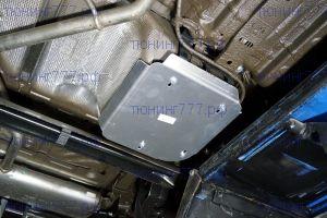Защита бензобака, ТСС, алюминий 4мм