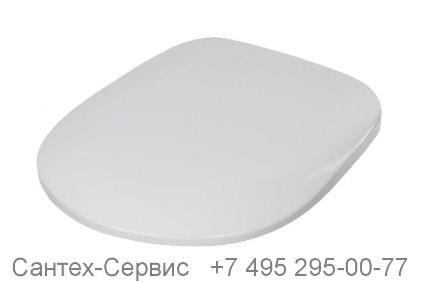 1.WH30.1.806 Сиденье Santek  Алькор (дюропласт) с металлическим креплением (ПОД ЗАКАЗ)