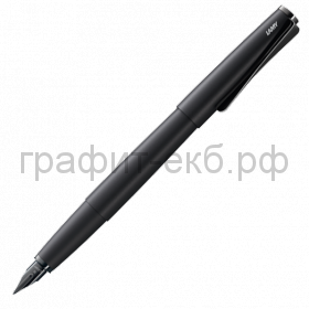 Ручка перьевая Lamy Studio lx All black черная Fpvd 066