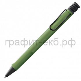 Ручка шариковая Lamy Safari оливковая 241