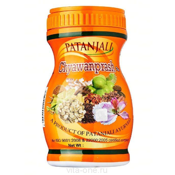 Чаванпраш Patanjali Chawanprash Plus Herbal Jam (Патанджали) 500 г